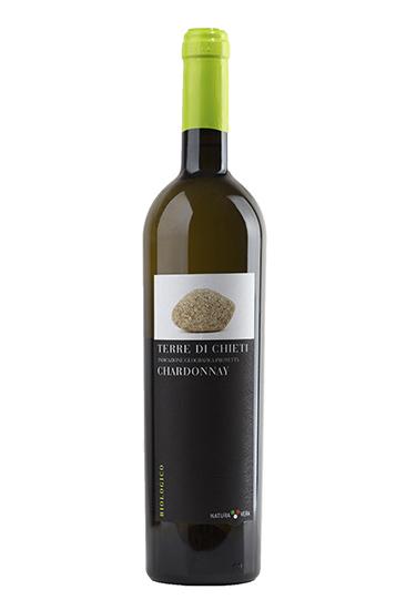 Chardonnay Terre di Chieti IGP vino biologico Natura Vera
